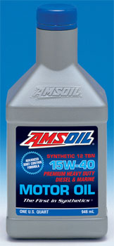 15W-40 AMSOIL AME Heavy Duty Diesel & Marine Synthetic Motor Oil